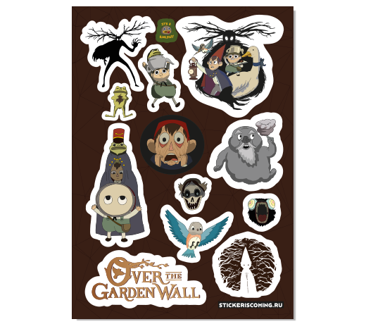 НАБОР «OVER THE GARDEN WALL»